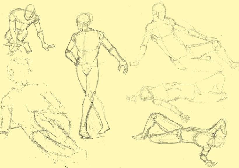 Dibujo al Natural 2