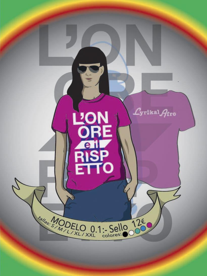Camisetas Lyrikal Afro 3