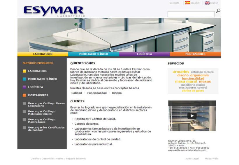 Esymar Laboratorio 2