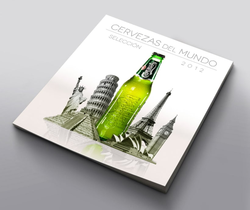 Cervezas del mundo. 2