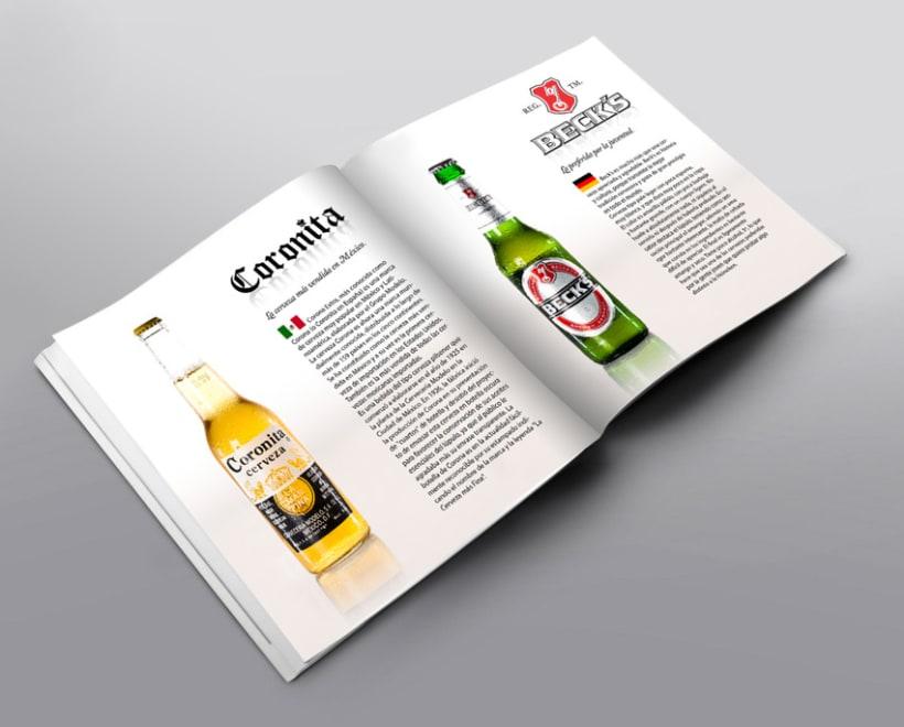 Cervezas del mundo. 3