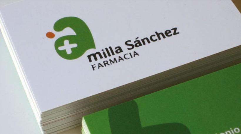 Milla Sánchez | Identidad 2