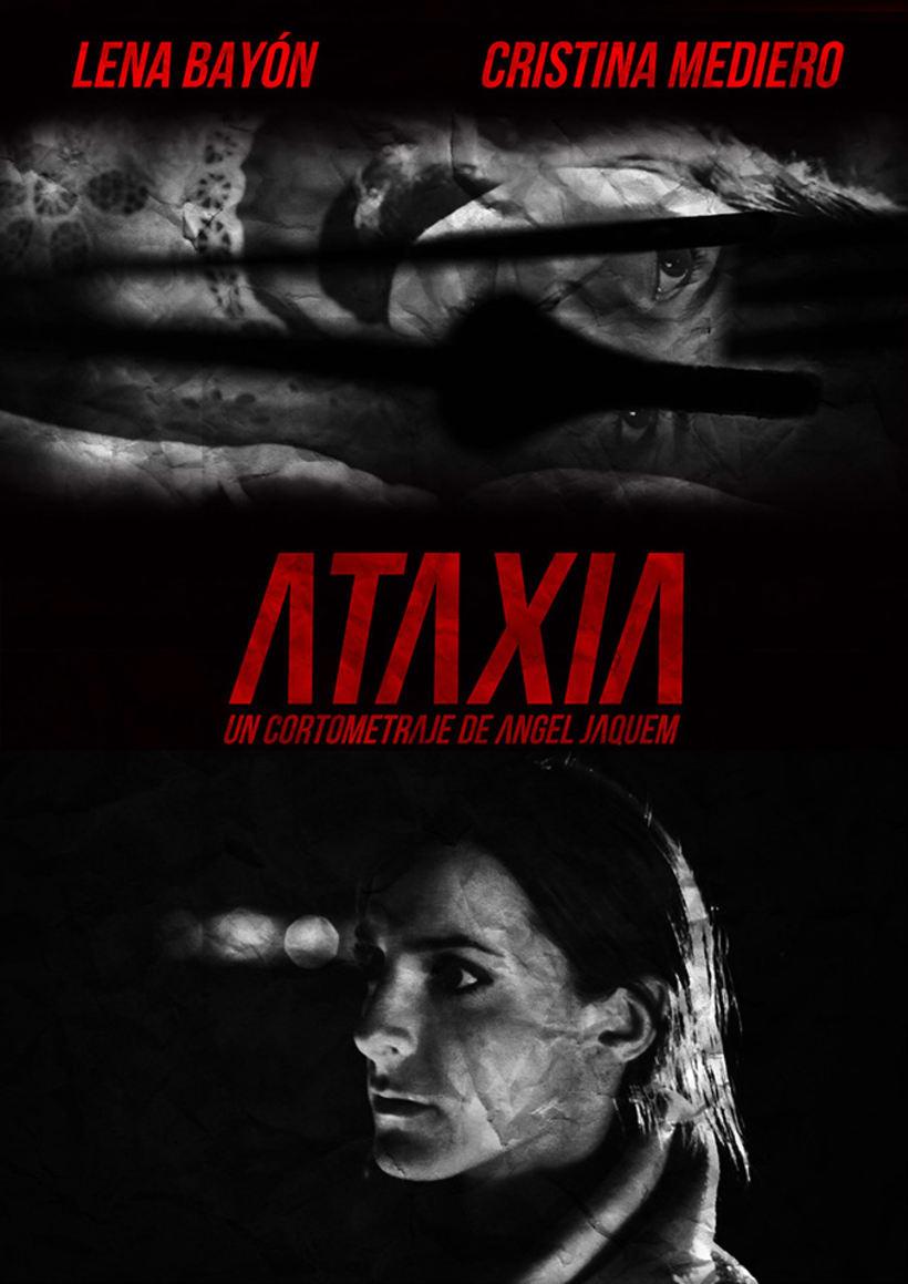 """Carteles """"Ataxia"""" 5"""