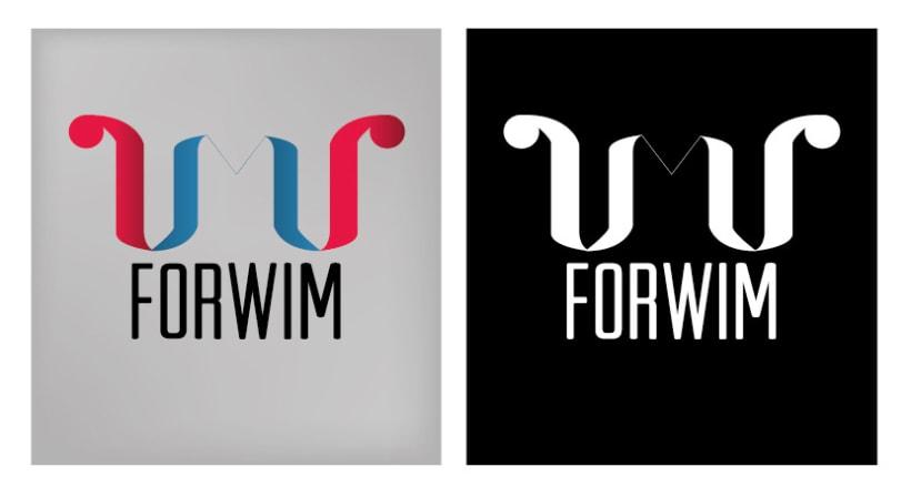 Logotipo ForWiM 4