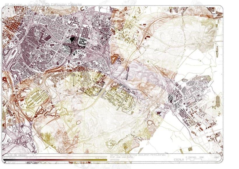 Estudio de Polución - Madrid Sureste 1
