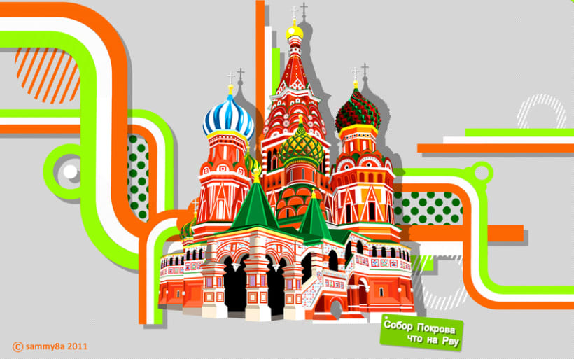 Saint Basil's Cathedral 1