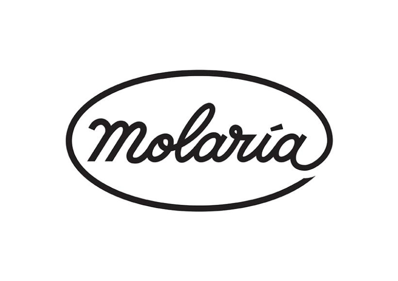 Logo & Lettering Molaría 1
