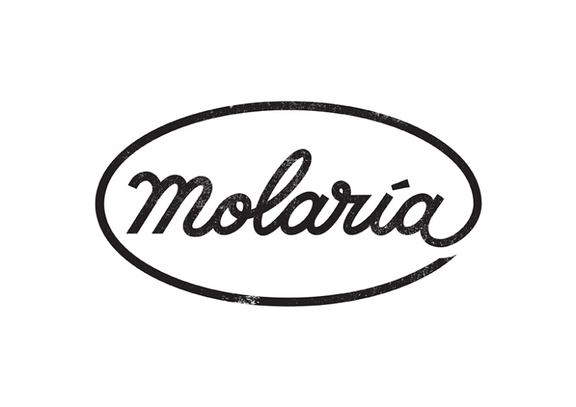 Logo & Lettering Molaría 3