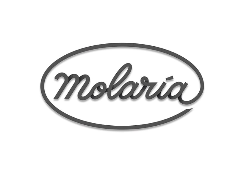 Logo & Lettering Molaría 5