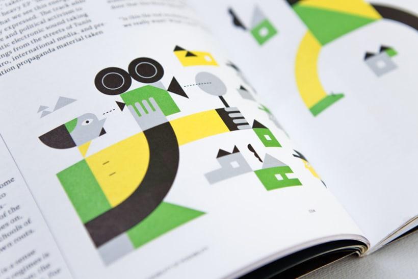 Ilustraciones e Infografías  2