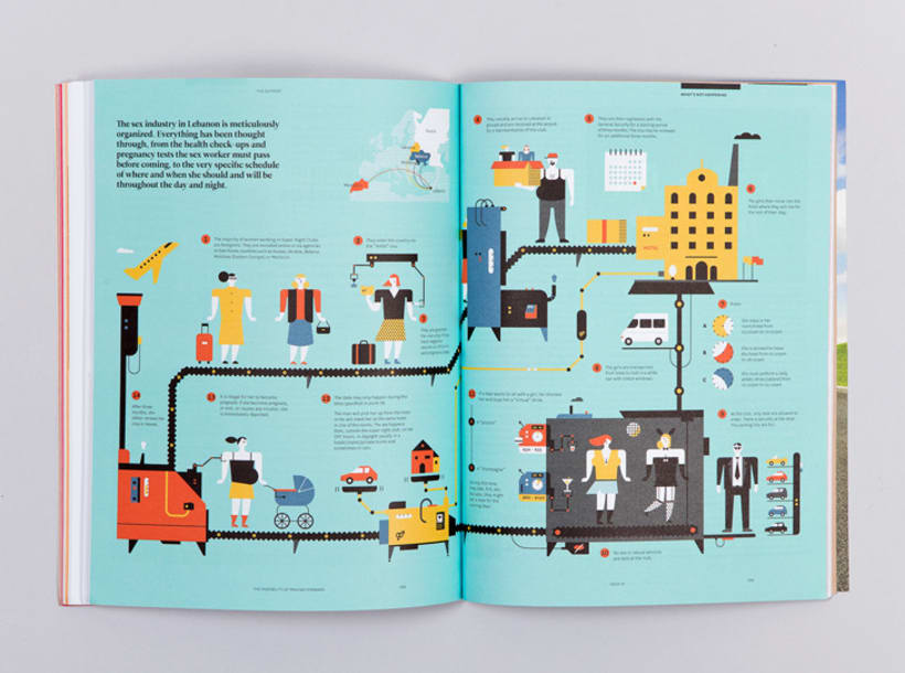 Ilustraciones e Infografías  21