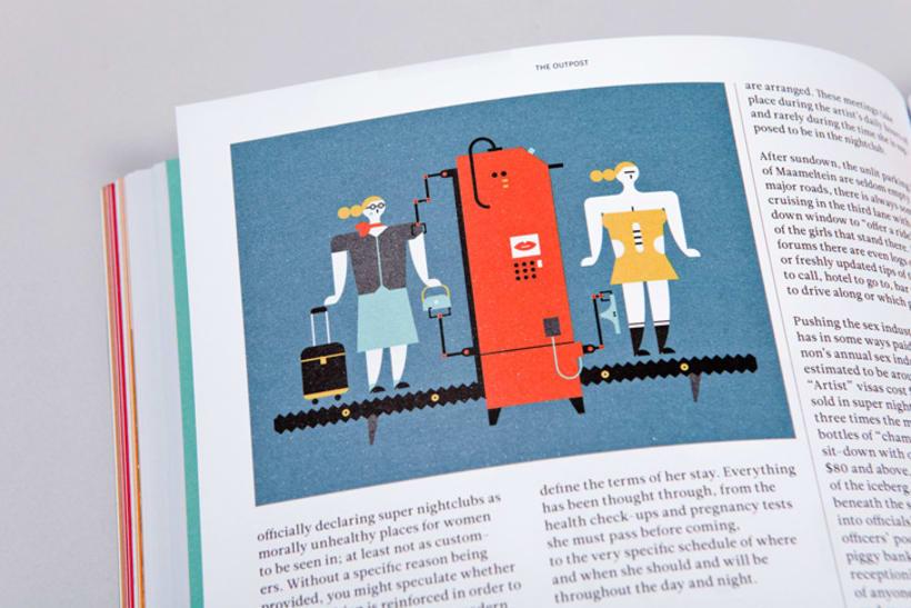 Ilustraciones e Infografías  23