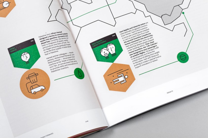 Ilustraciones e Infografías  20