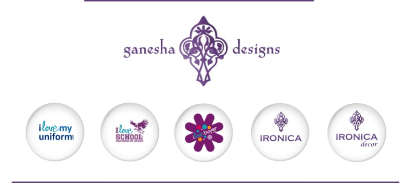 Ganesha Desings  1