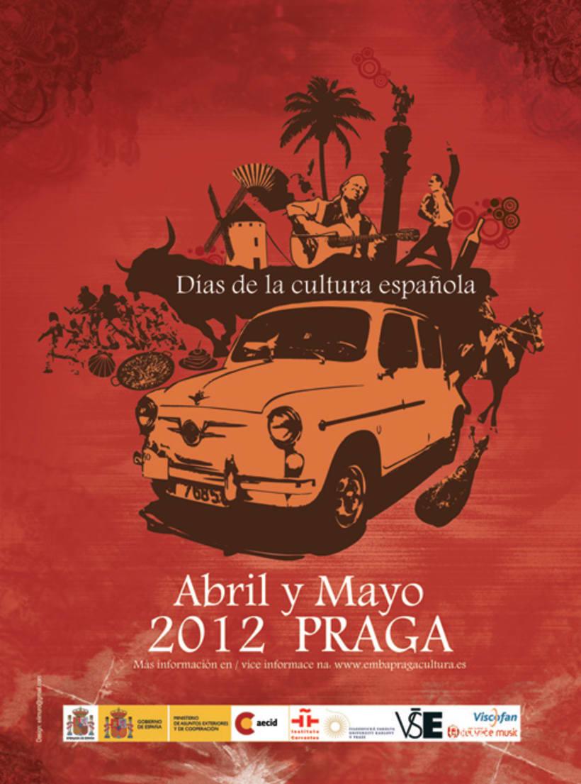 Días de la cultura española 2012 - Dny španělské kultury 2012 7