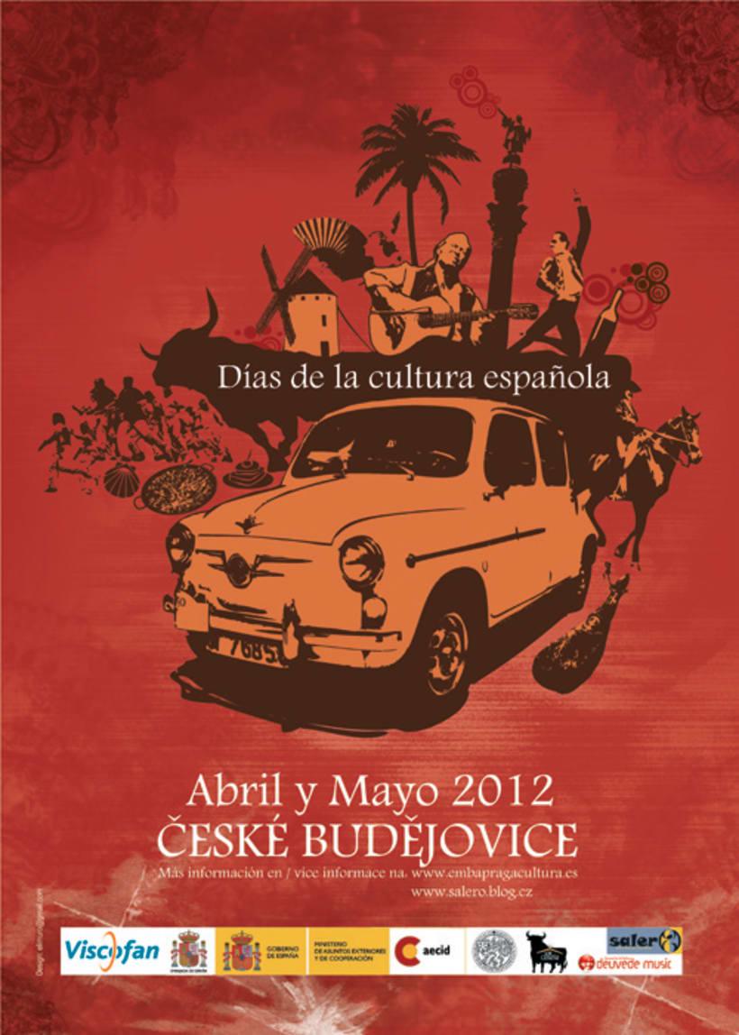 Días de la cultura española 2012 - Dny španělské kultury 2012 10