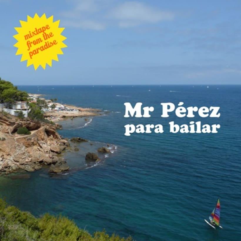 Cover mixtape dj MrPérez 1