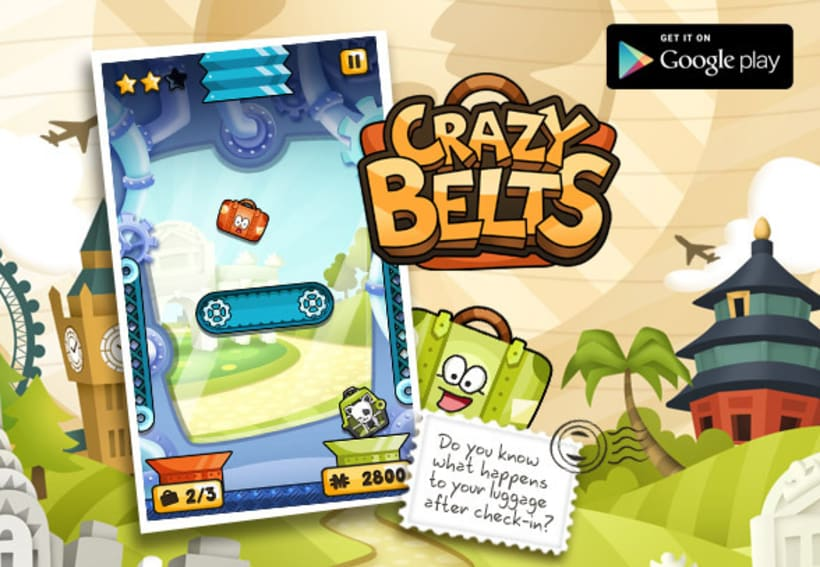 Crazy Belts 1