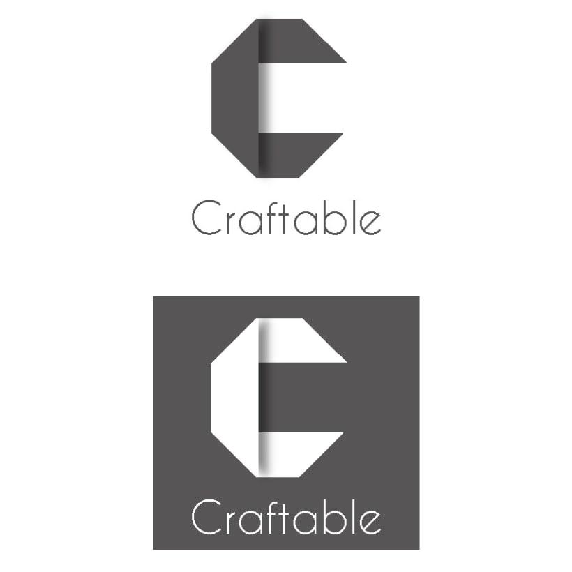 Propuesta de logotipo para Craftable 5
