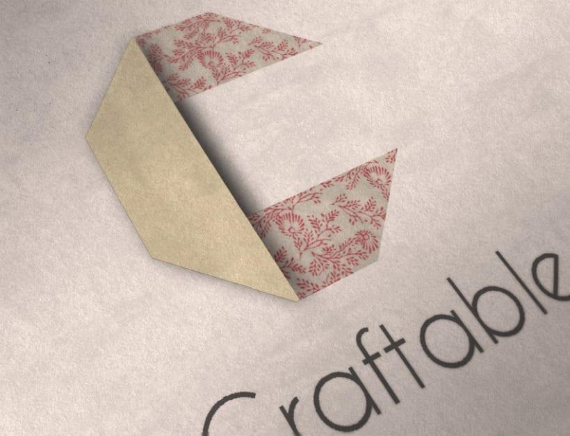 Propuesta de logotipo para Craftable 3
