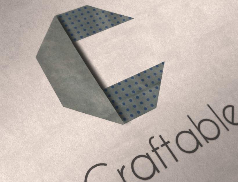 Propuesta de logotipo para Craftable 2