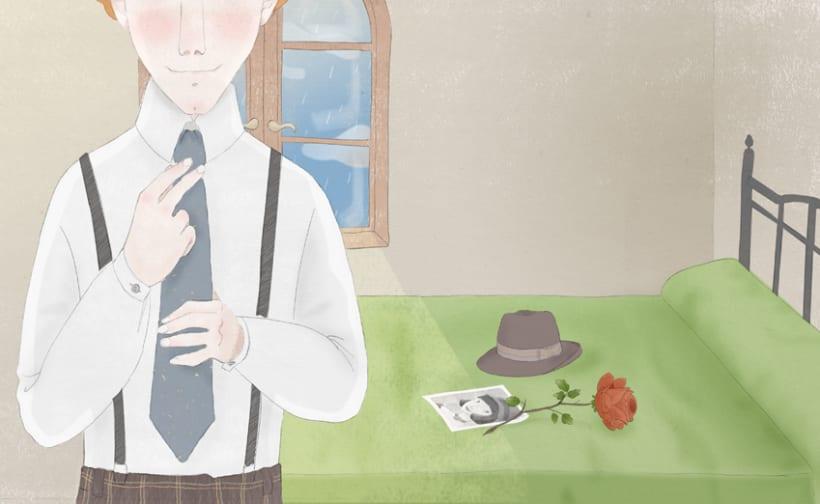 El ruiseñor y la rosa 9