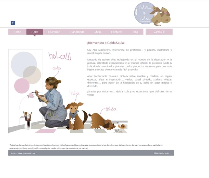 Web Gloda-Lula 2