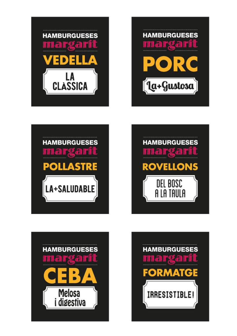 Hamburguesas Margarit 5
