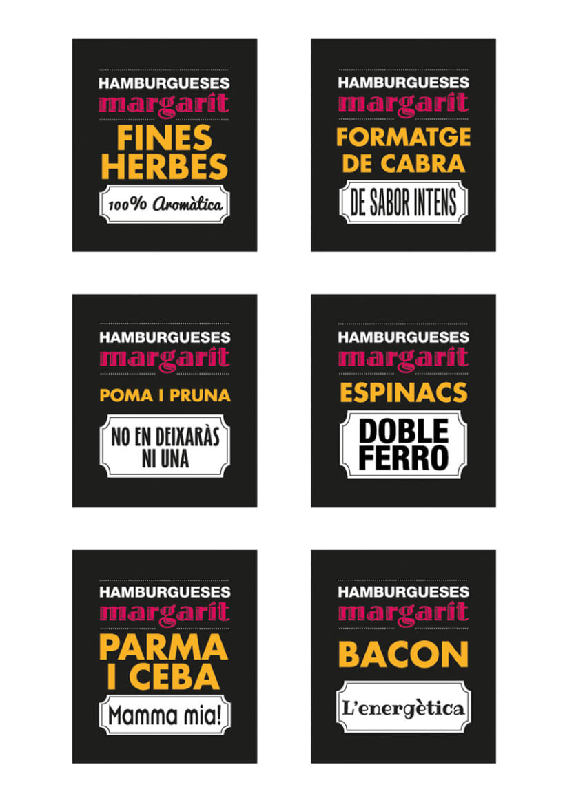 Hamburguesas Margarit 4