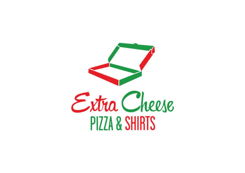 Extracheese Pizza&Shirts 1