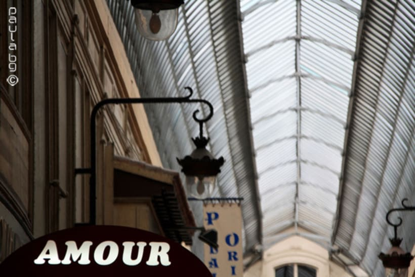Photo: Passages Paris 8