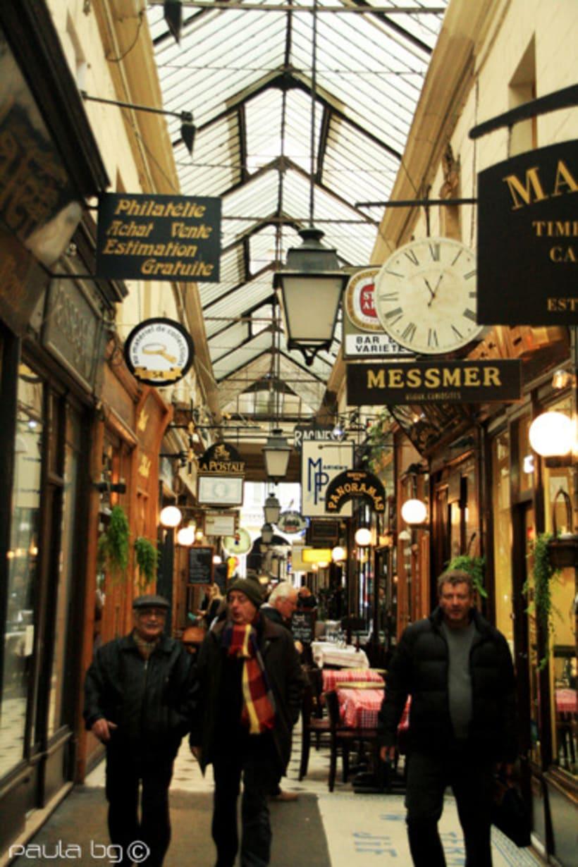 Photo: Passages Paris 3