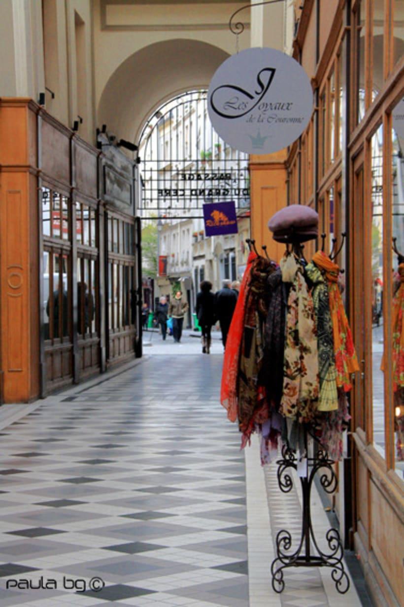 Photo: Passages Paris 1