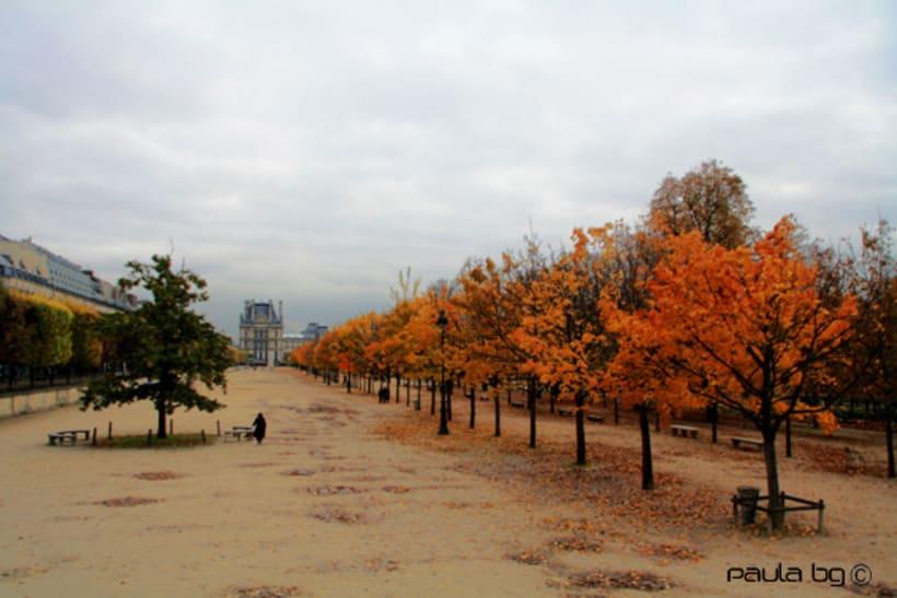 Photo: Paris automne (Paris autumn) 17