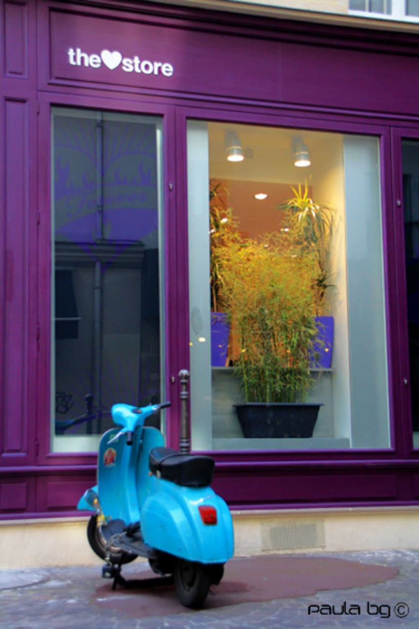 Photo: Paris automne (Paris autumn) 9