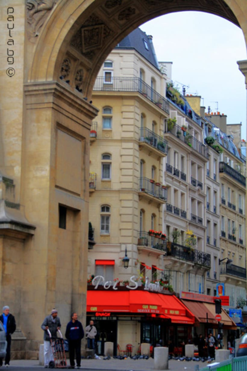 Photo: Paris automne (Paris autumn) 3