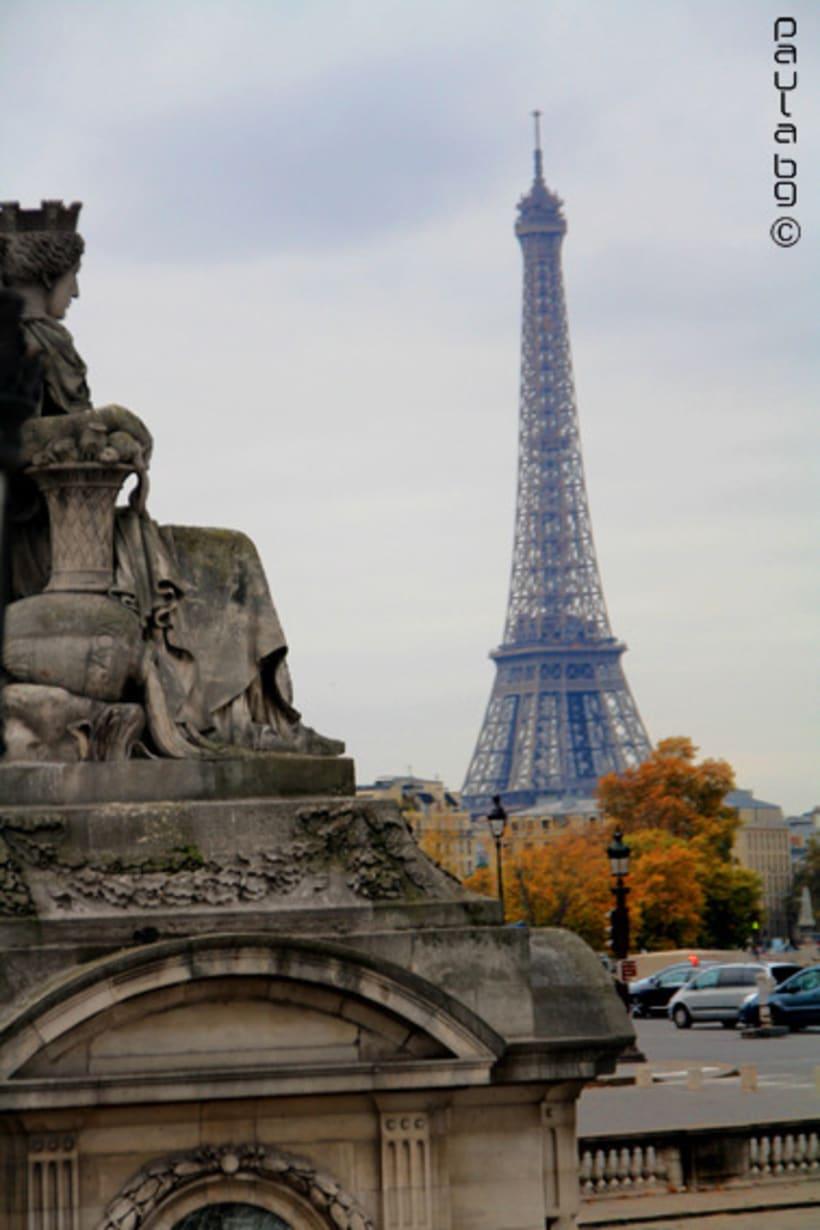 Photo: Paris automne (Paris autumn) 2