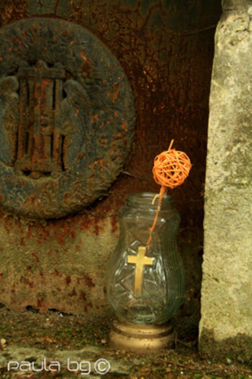 Photo: cimetière Paris 20