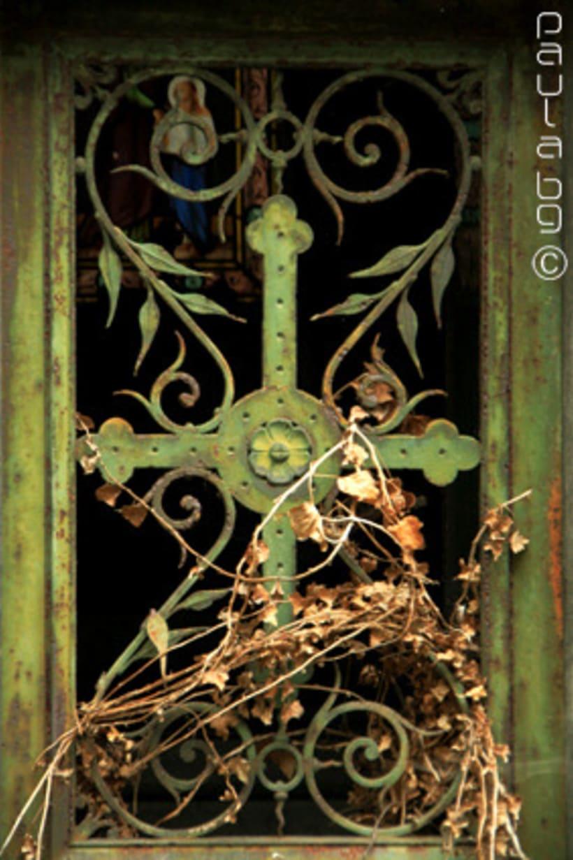 Photo: cimetière Paris 17
