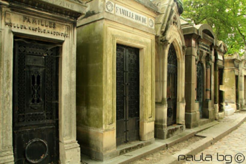 Photo: cimetière Paris 14