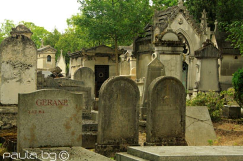 Photo: cimetière Paris 9