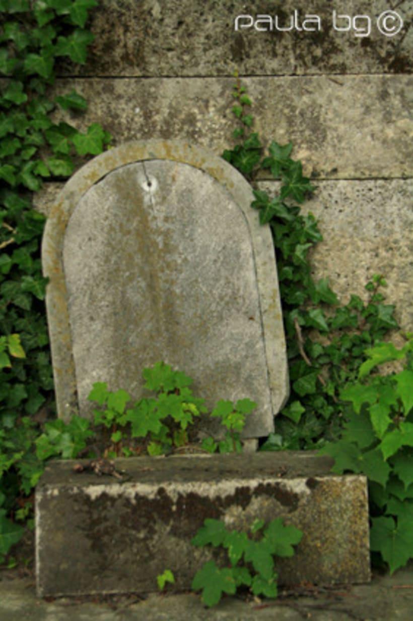 Photo: cimetière Paris 6