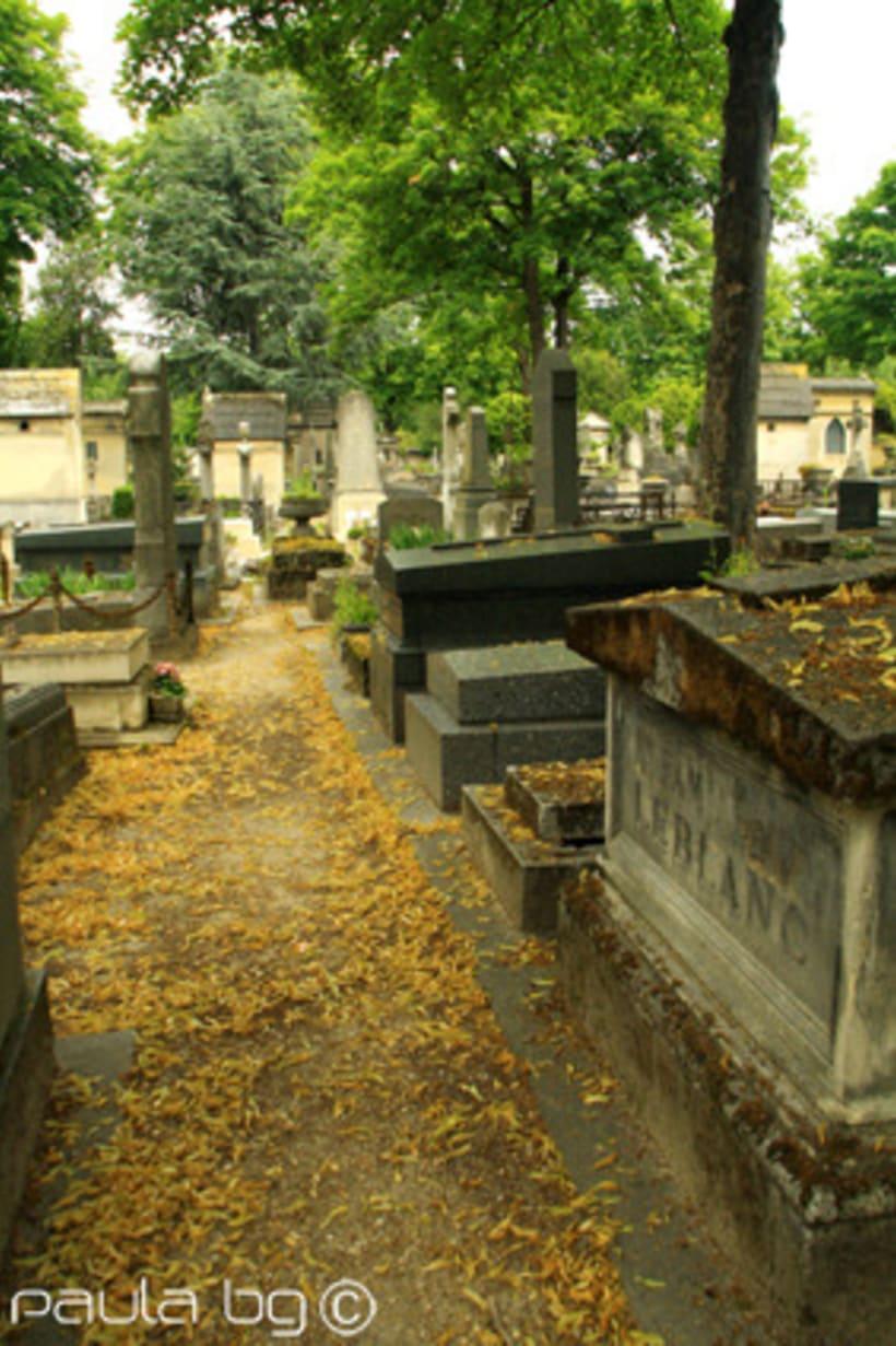 Photo: cimetière Paris 5