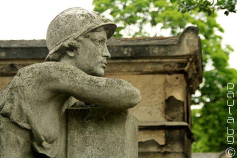 Photo: cimetière Paris 4