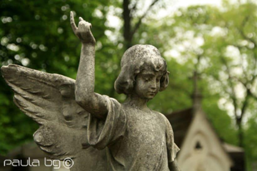 Photo: cimetière Paris 3