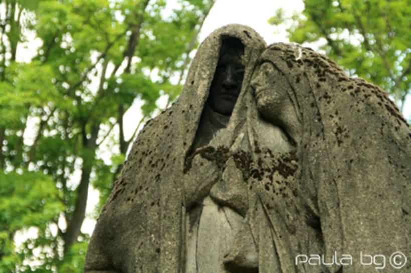 Photo: cimetière Paris 1