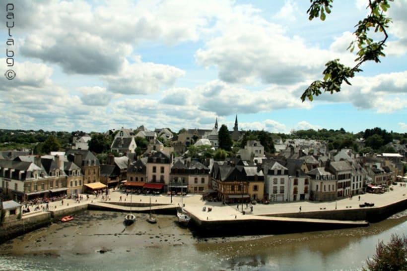Voyages en Bretagne: Le Bono et Auray (travels around France: Le Bono and Auray) 13