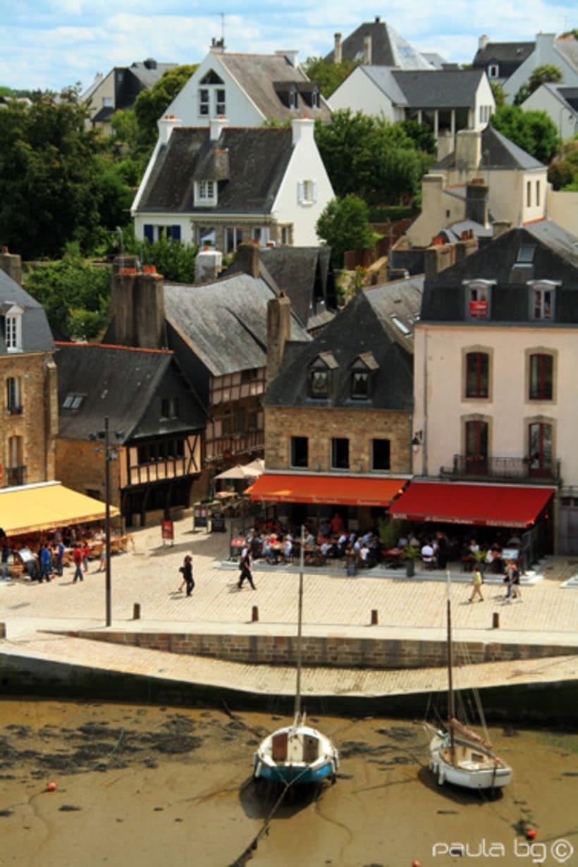 Voyages en Bretagne: Le Bono et Auray (travels around France: Le Bono and Auray) 12