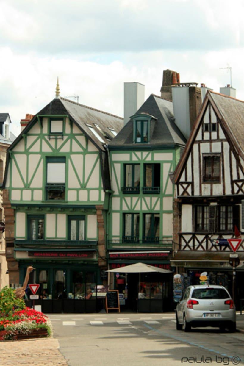 Voyages en Bretagne: Le Bono et Auray (travels around France: Le Bono and Auray) 11
