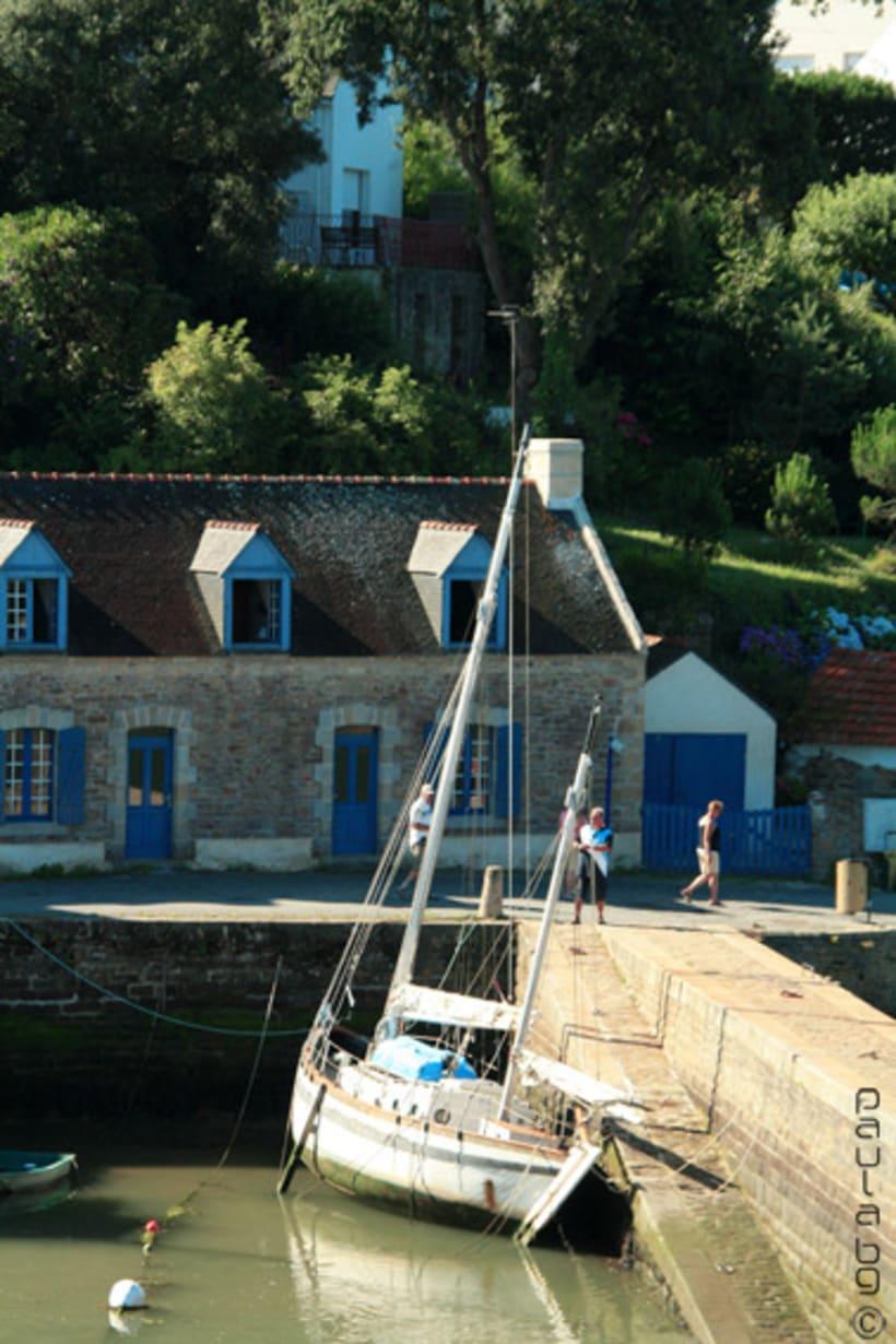 Voyages en Bretagne: Le Bono et Auray (travels around France: Le Bono and Auray) 10